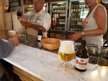 Duvel Brewery Tour and Tasting