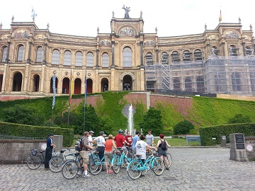 Munich Bike Tour Group
