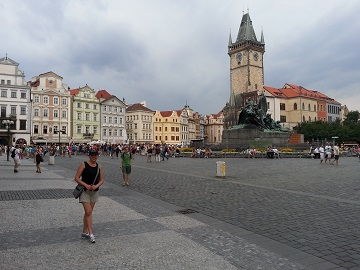 Prague City Square