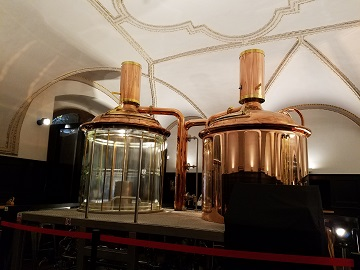 Prague Small Brewery