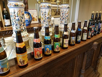 St Bernardus Brewery Tour and Bottles
